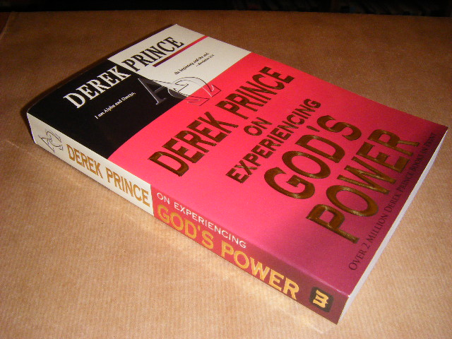 audio sermon (Derek Prince)