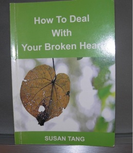 How to deal with your broken heart and rise above your hurt? (Preface)
