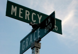 God's Way: mercy and grace