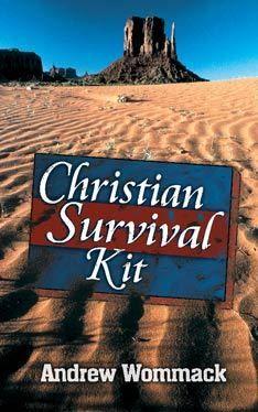 AW Chrisitan survival kit