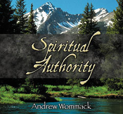 wommack spiritual authority