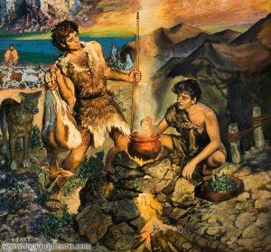 Esau-Jacob-Stew