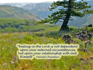 Oswald_Chambers_quote on relationship with God