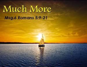 Romans 5:20.