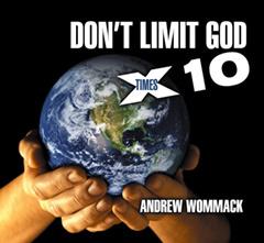 AW don't limit God