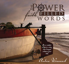 power of faith-filled words