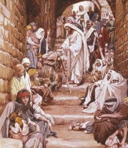 jesusHeals many
