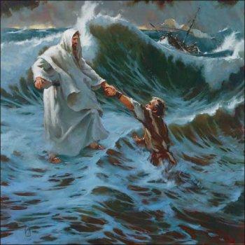 Jesus walking_on_water