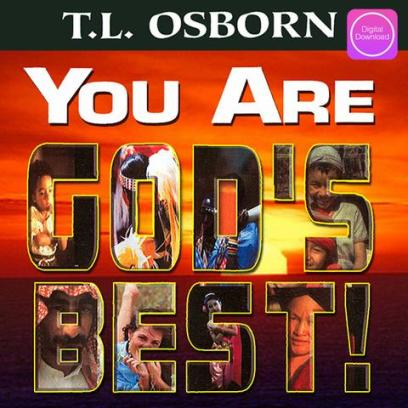 you are God's best TLO