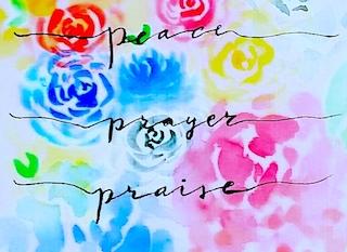 praise card