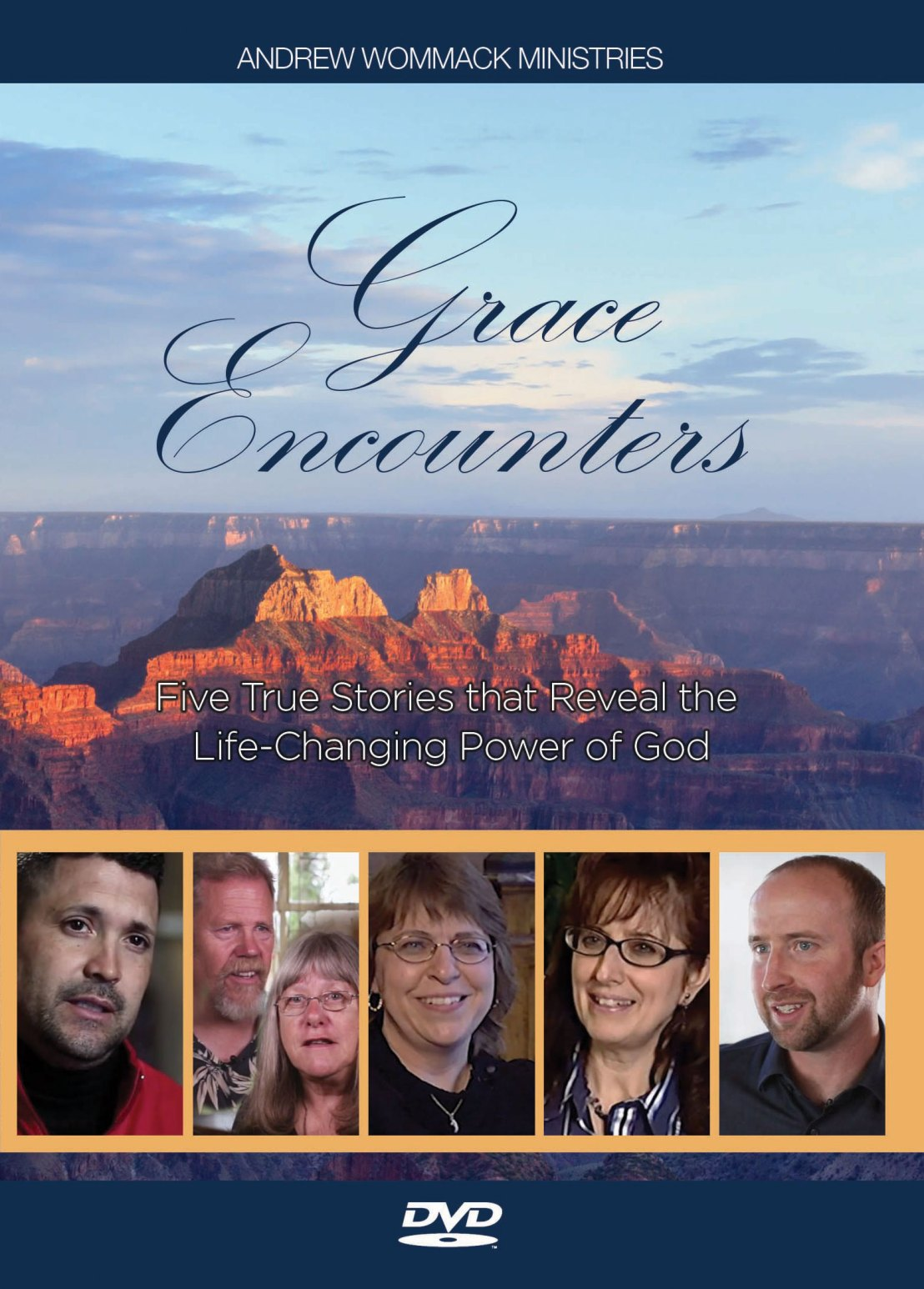 AW grace encounter DVD