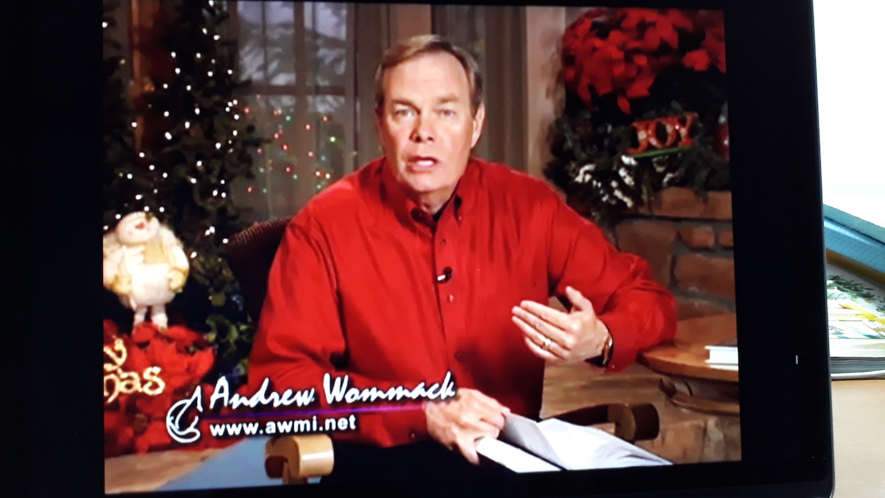 Andrew Wommack Christmas lesson